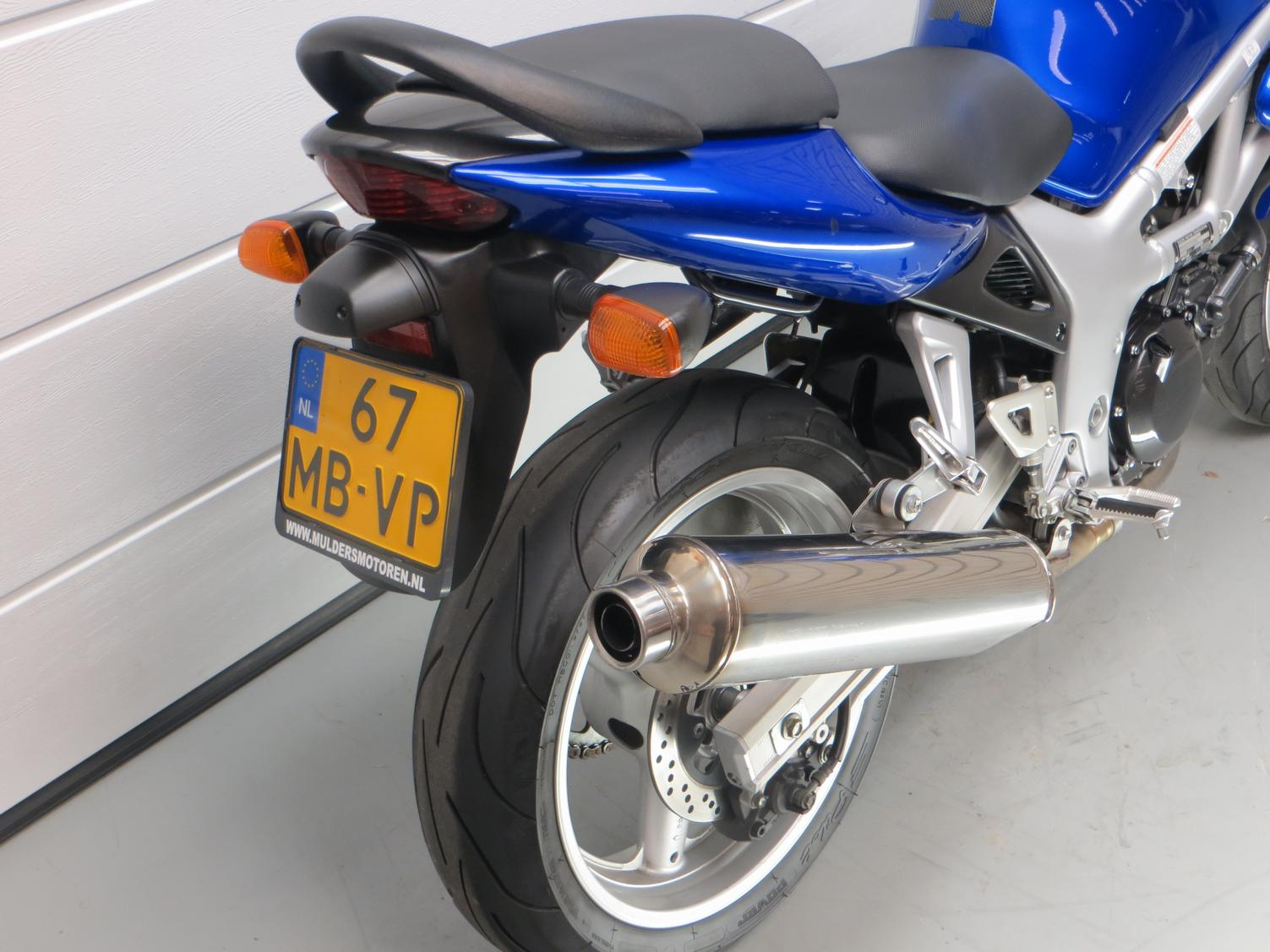 SUZUKI - SV 650 S