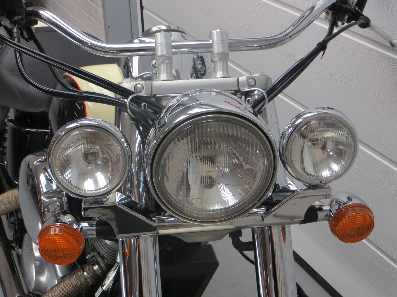 HONDA - VT750C2
