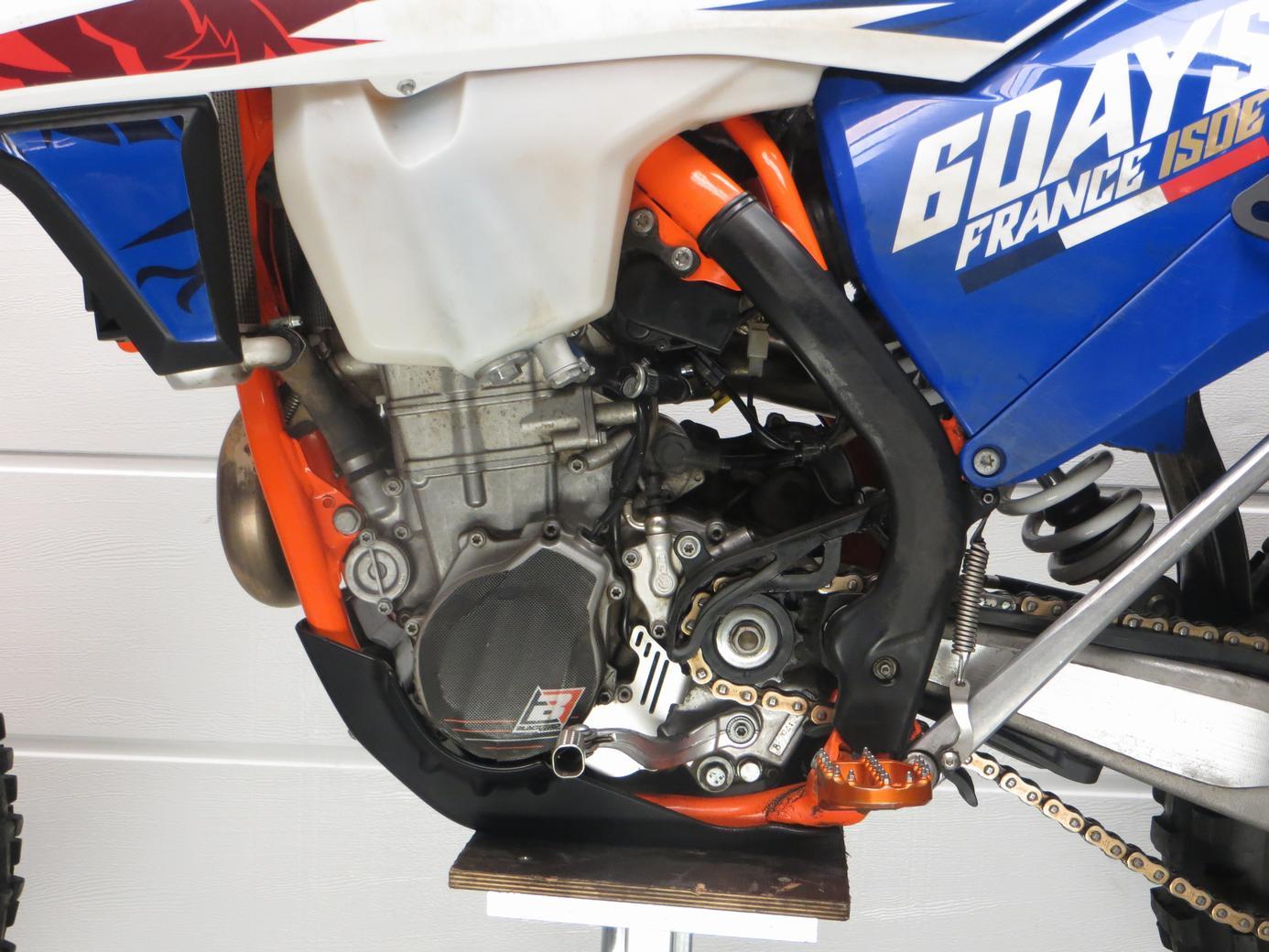 KTM - 450 EXC SIX DAYS