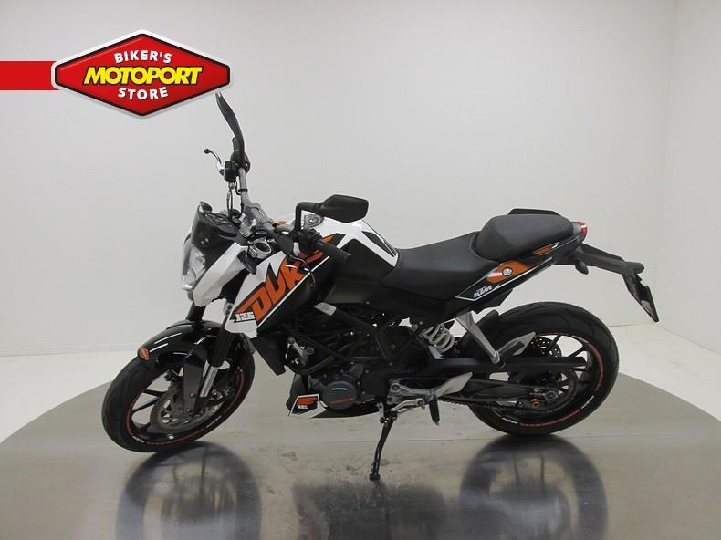 KTM - Duke 125