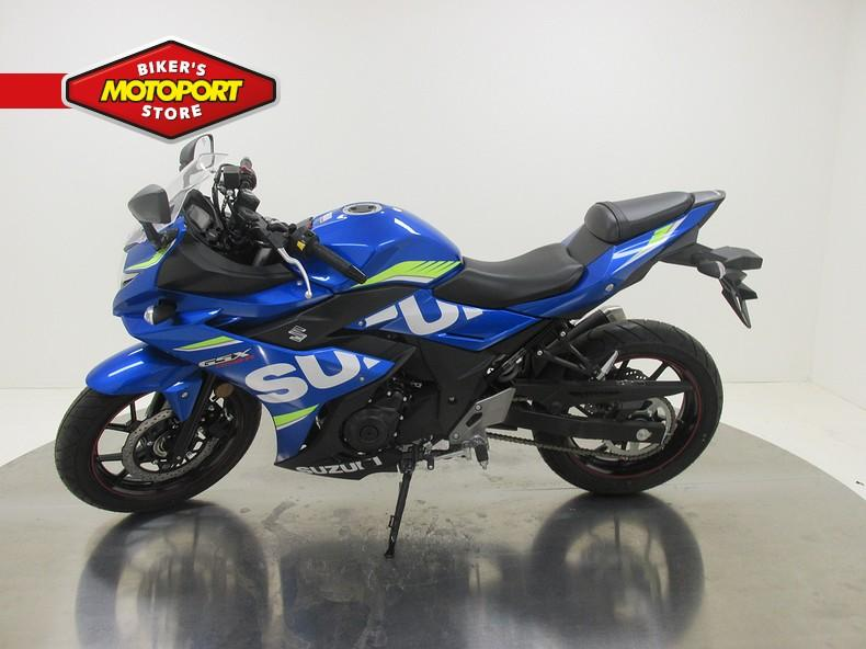 SUZUKI - GSX-R250