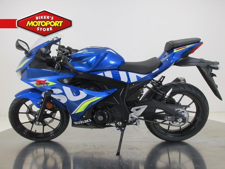 SUZUKI - GSX-R125