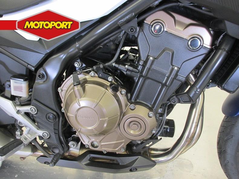 HONDA - CB500FA