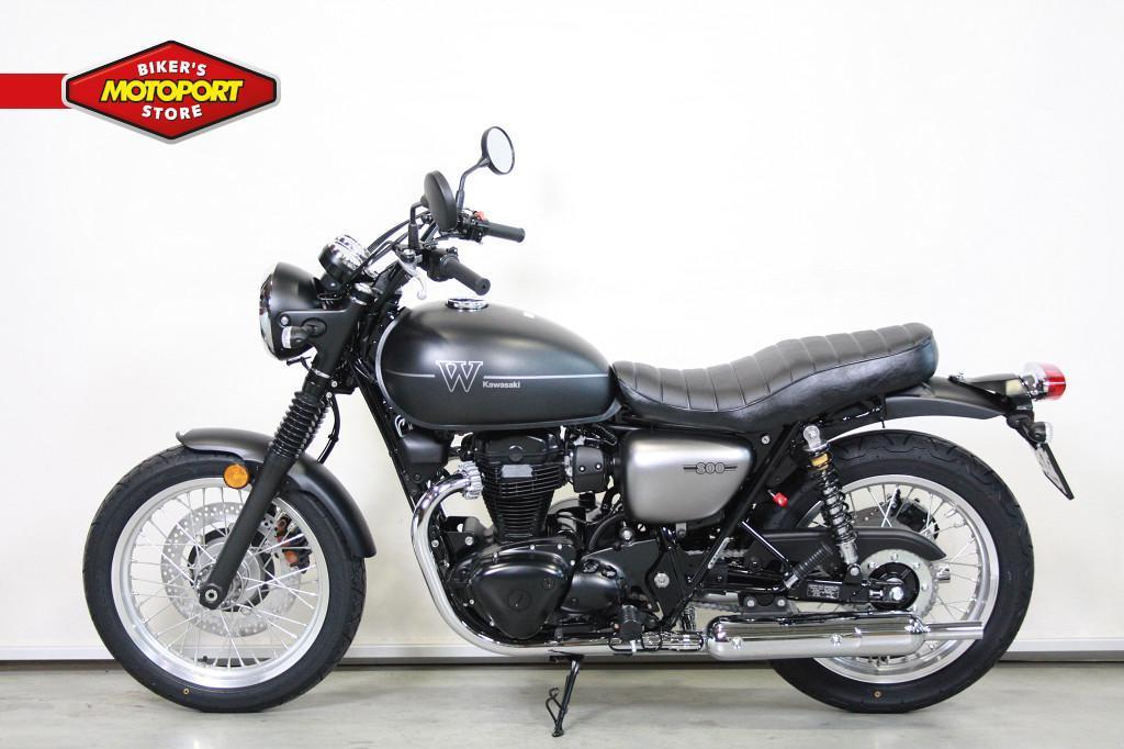 KAWASAKI - W800 ABS