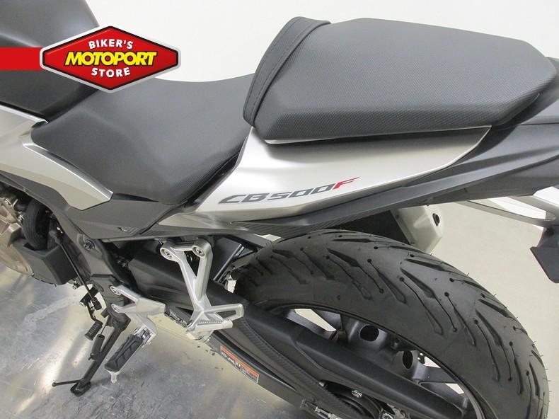 HONDA - CB500F