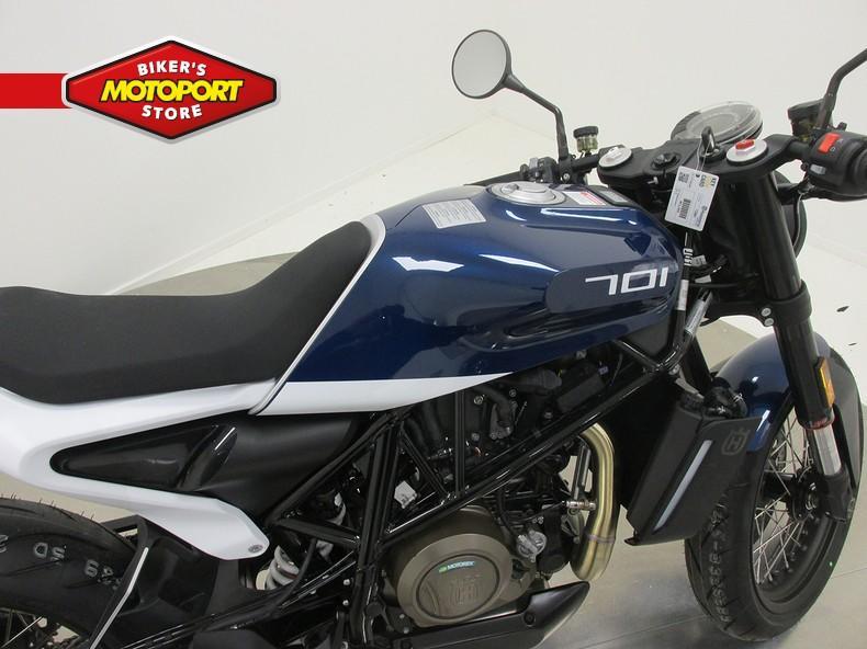 HUSQVARNA - VITPILEN 701