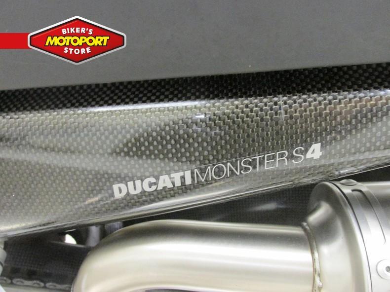 DUCATI - Monster S4 916