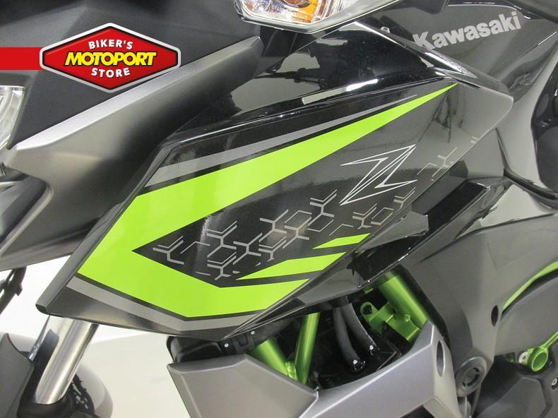 KAWASAKI - Z400