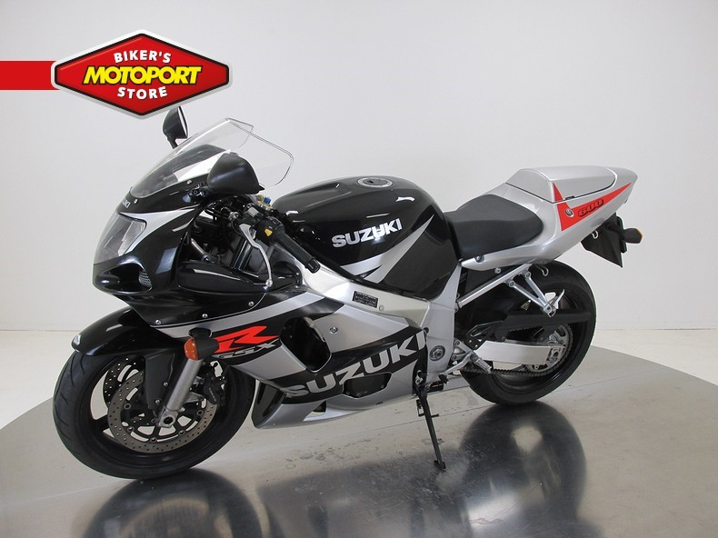 SUZUKI - GSX-R600K3