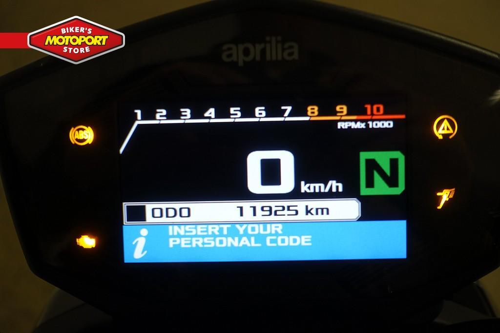 APRILIA - SHIVER 900