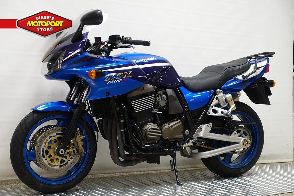 KAWASAKI - ZRX 1200 S
