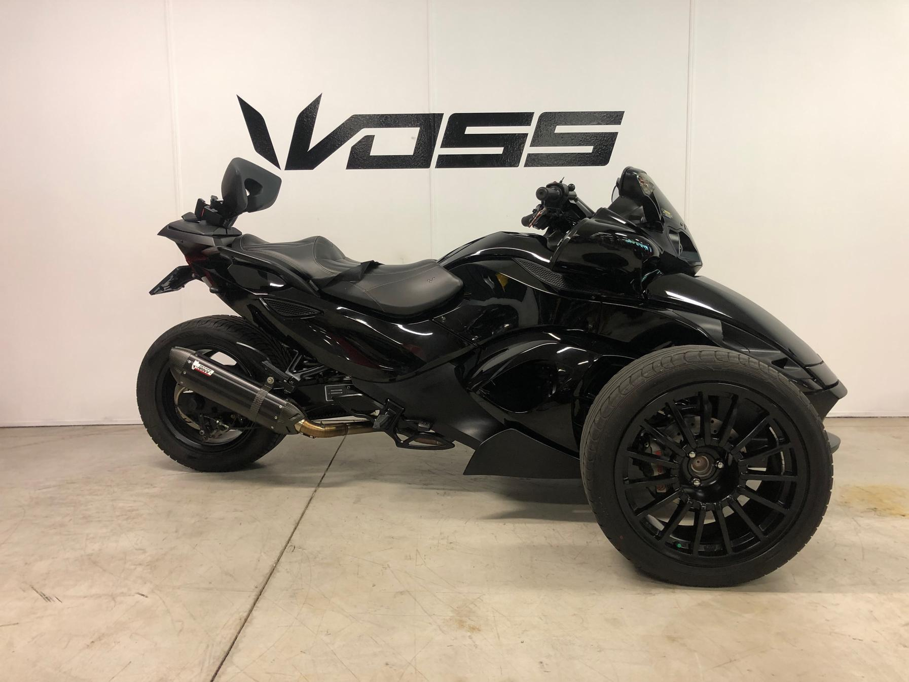 CAN-AM - SPYDER RS SM5