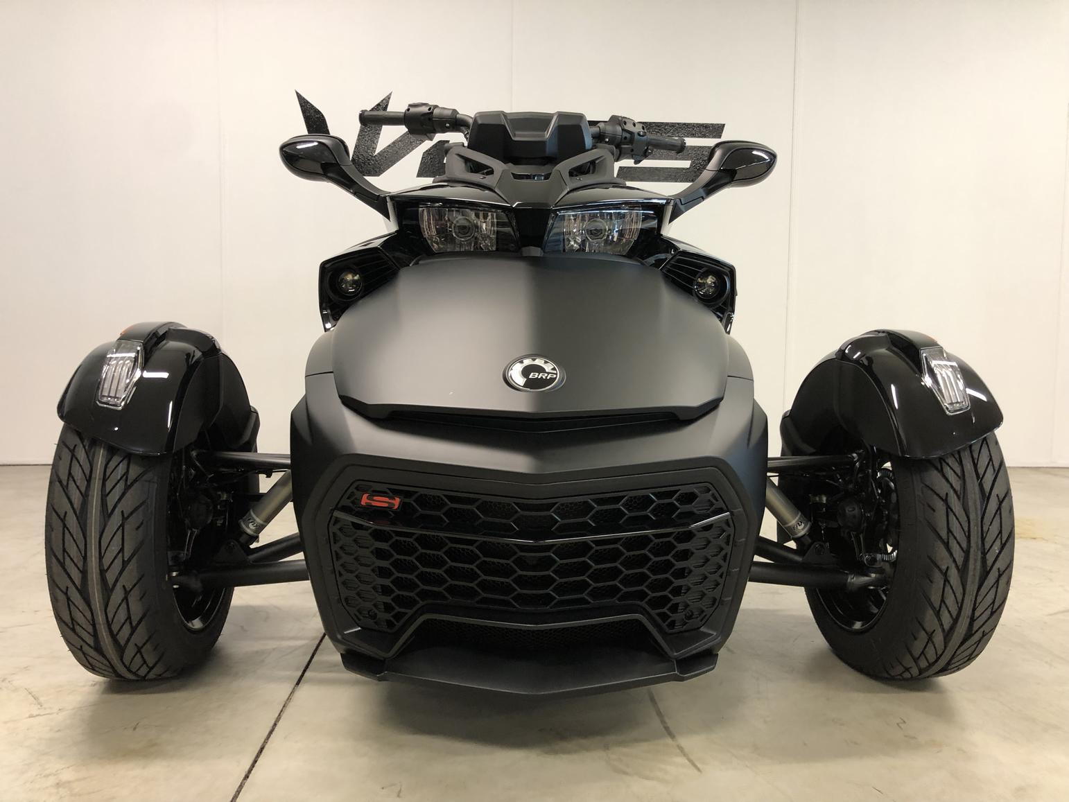 CAN-AM - SPYDER F3-S SE6