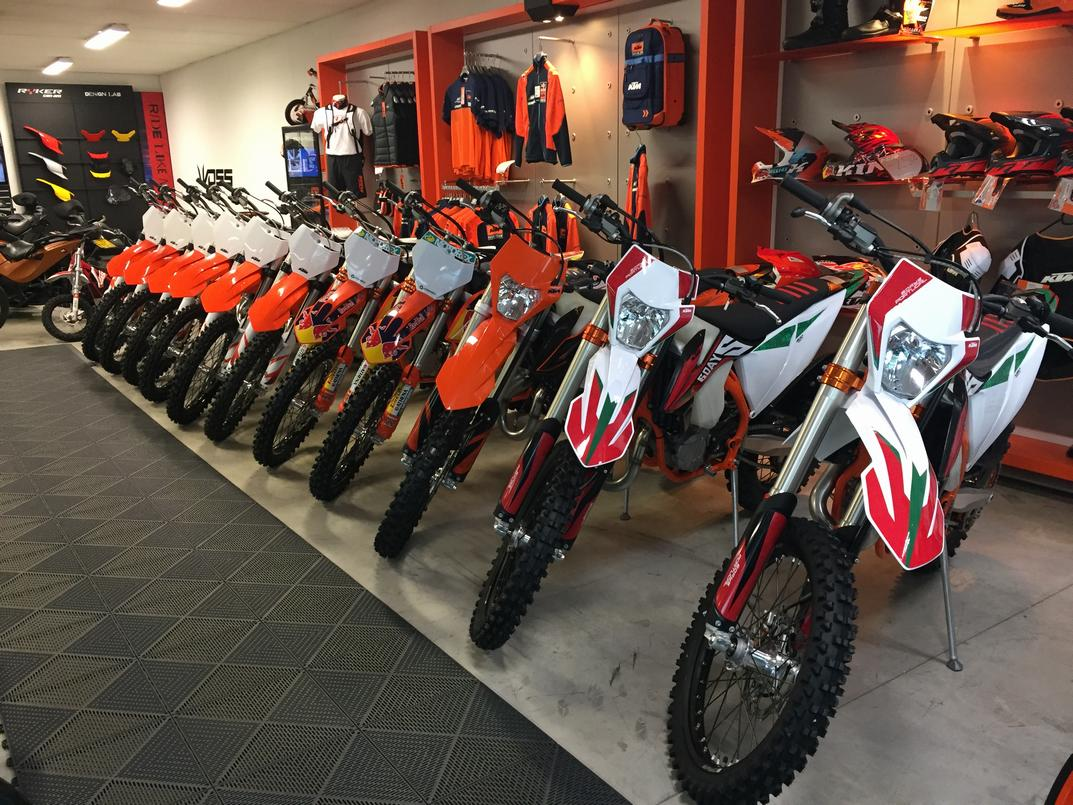 KTM - 450 SX-F FACTORY EDITION