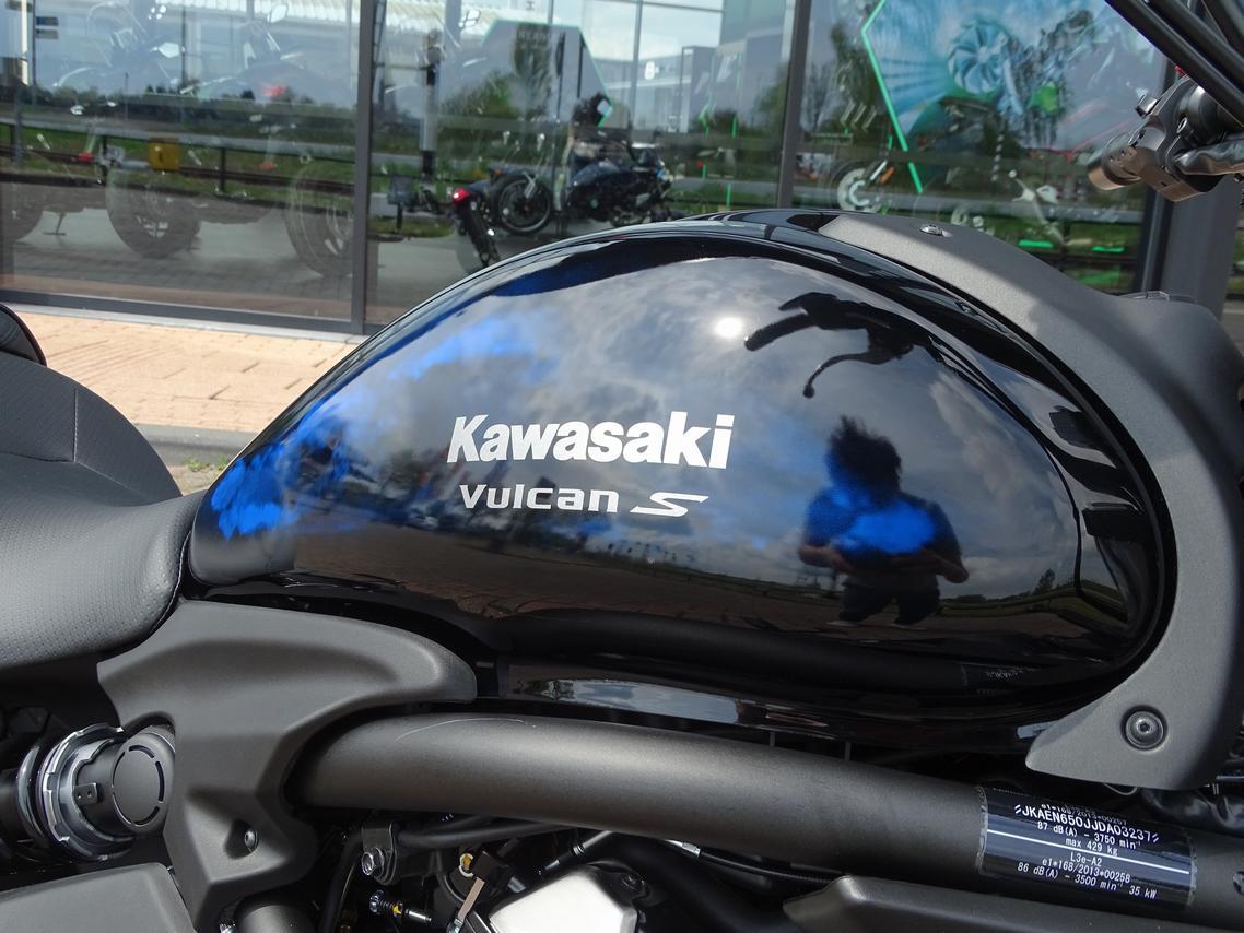 KAWASAKI - VULCAN S SE