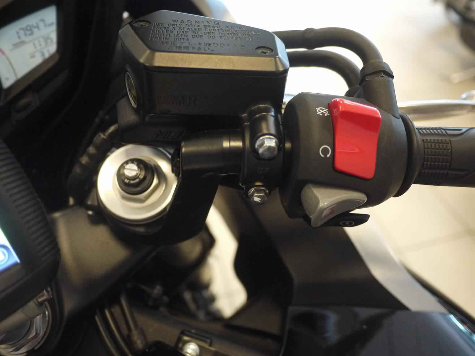 HONDA - VFR 1200 F ABS