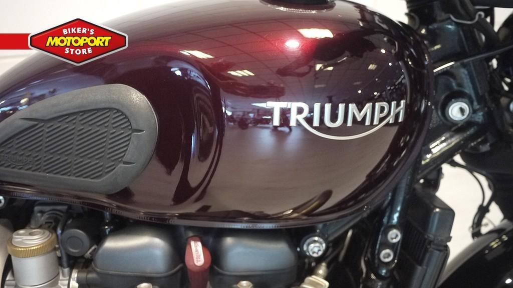TRIUMPH - BOBBER Triumph Bonneville Bob