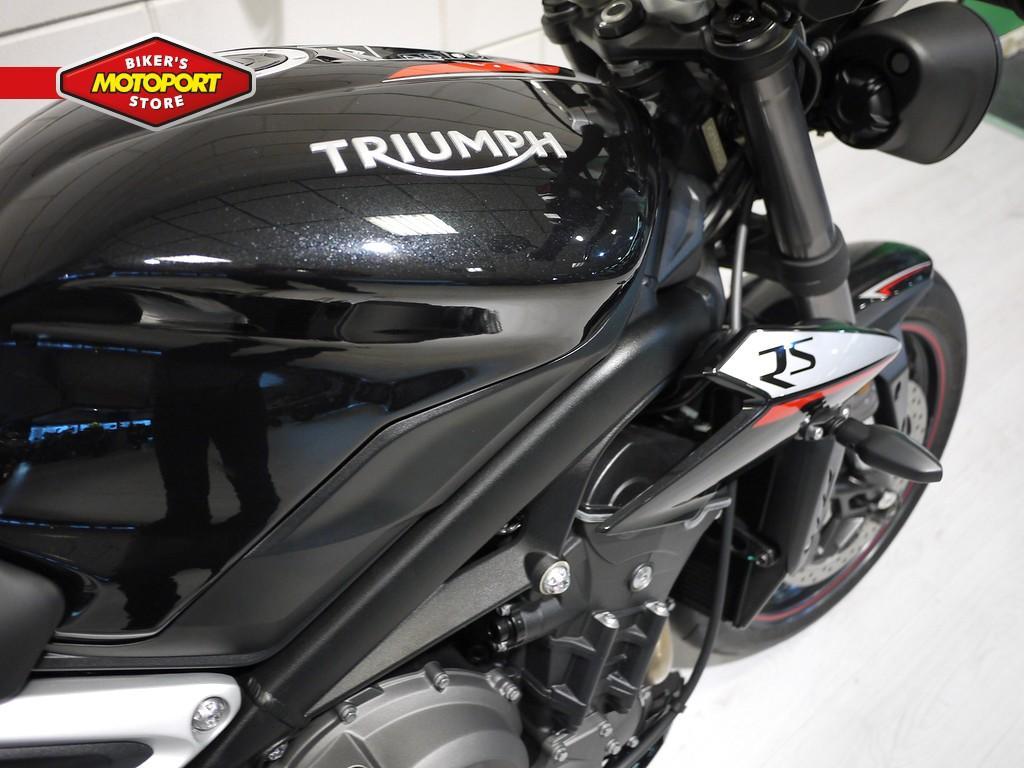 TRIUMPH - STREET TRIPLE RS