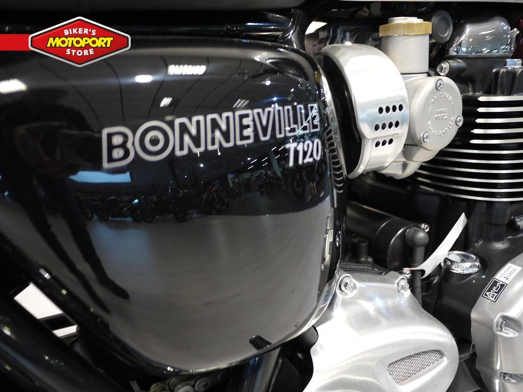TRIUMPH - Bonneville T 120