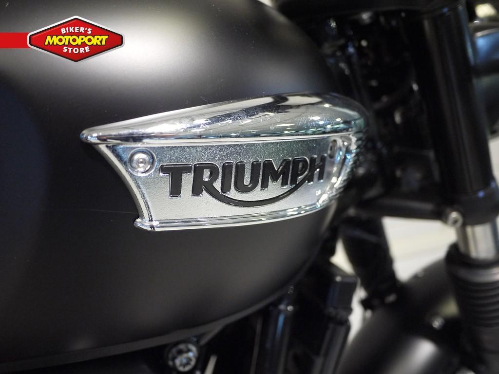 TRIUMPH - Bonneville T 100 Ook beschikb