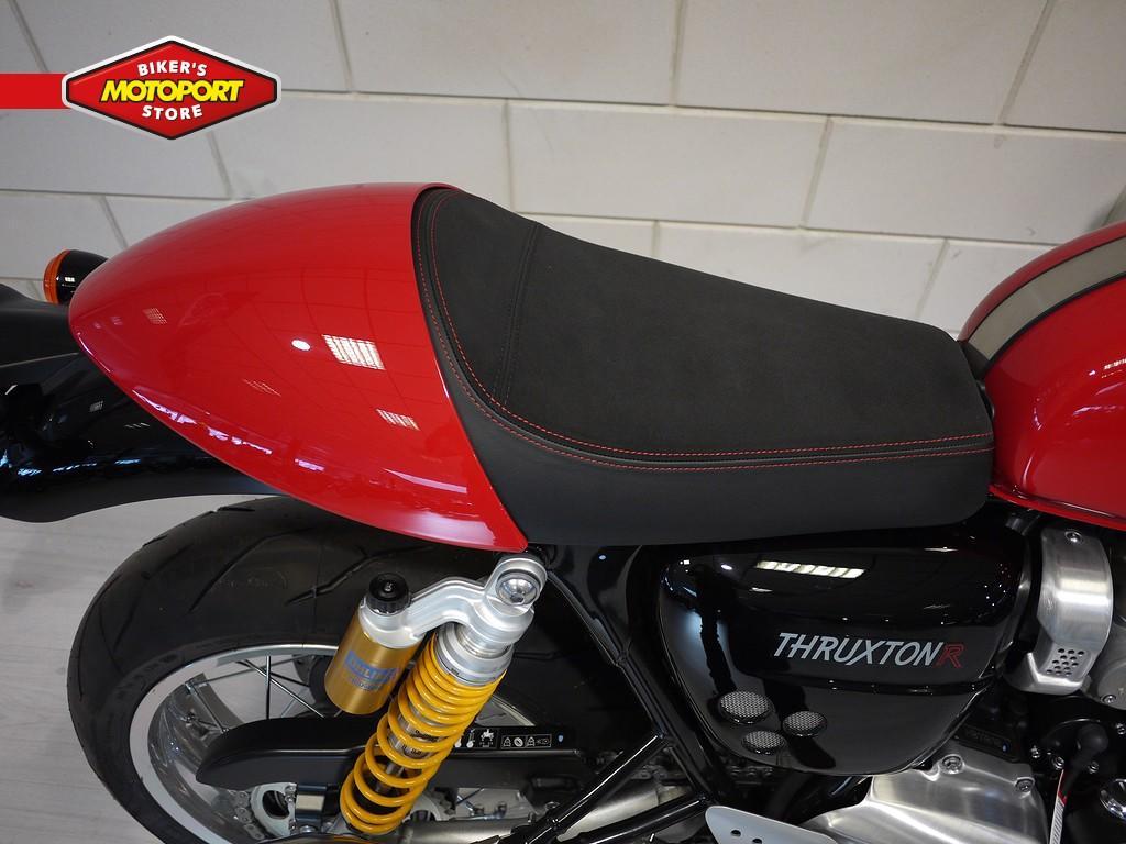 TRIUMPH - THRUXTON R