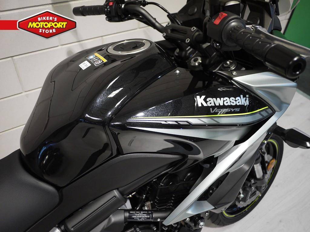 KAWASAKI - Versys 650 ABS Ook voor A2 ri