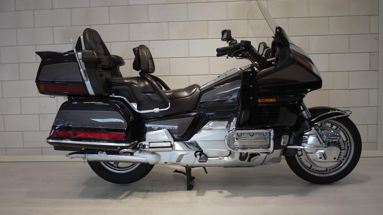 HONDA - GL 1500 SE