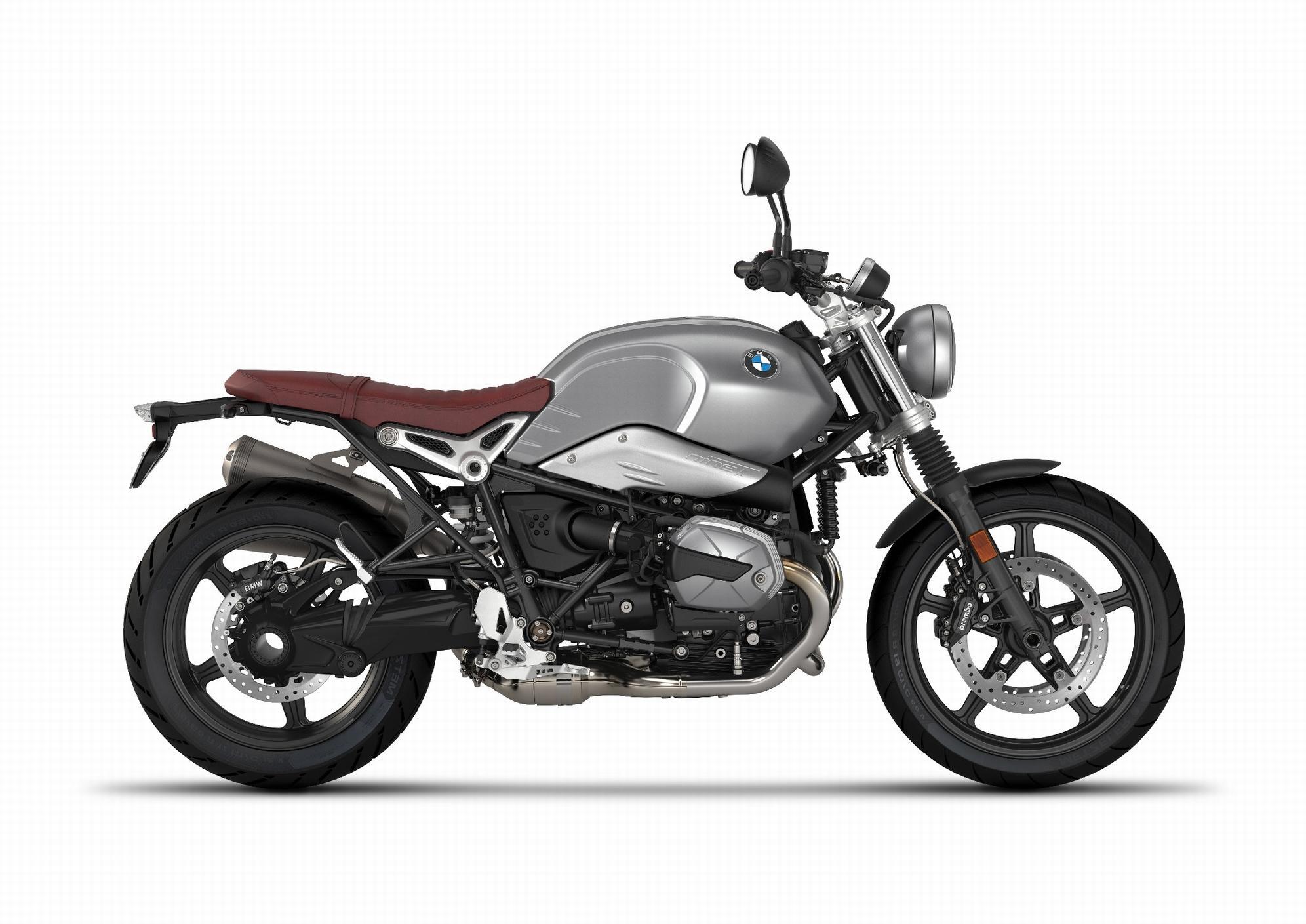 BMW - R NineT Scrambler