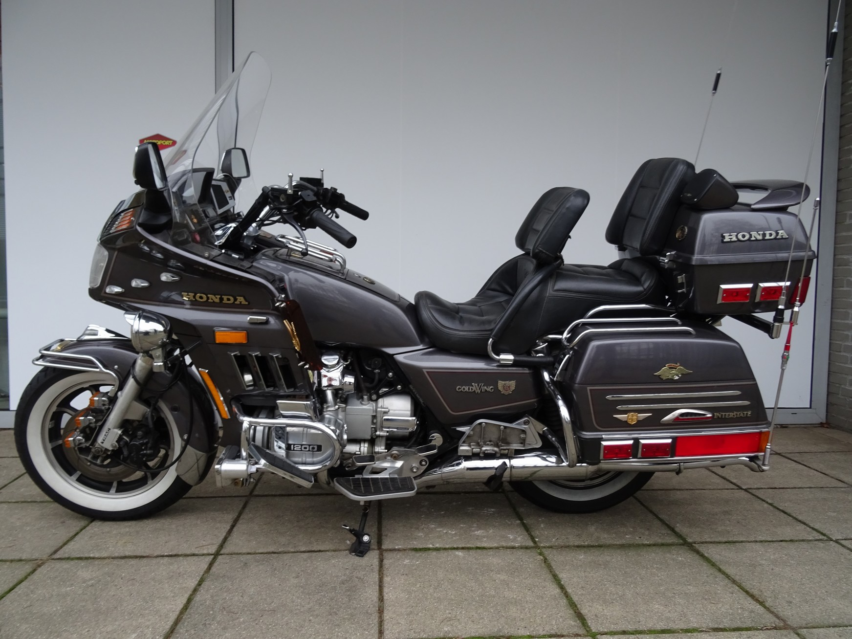 HONDA - GL 1200