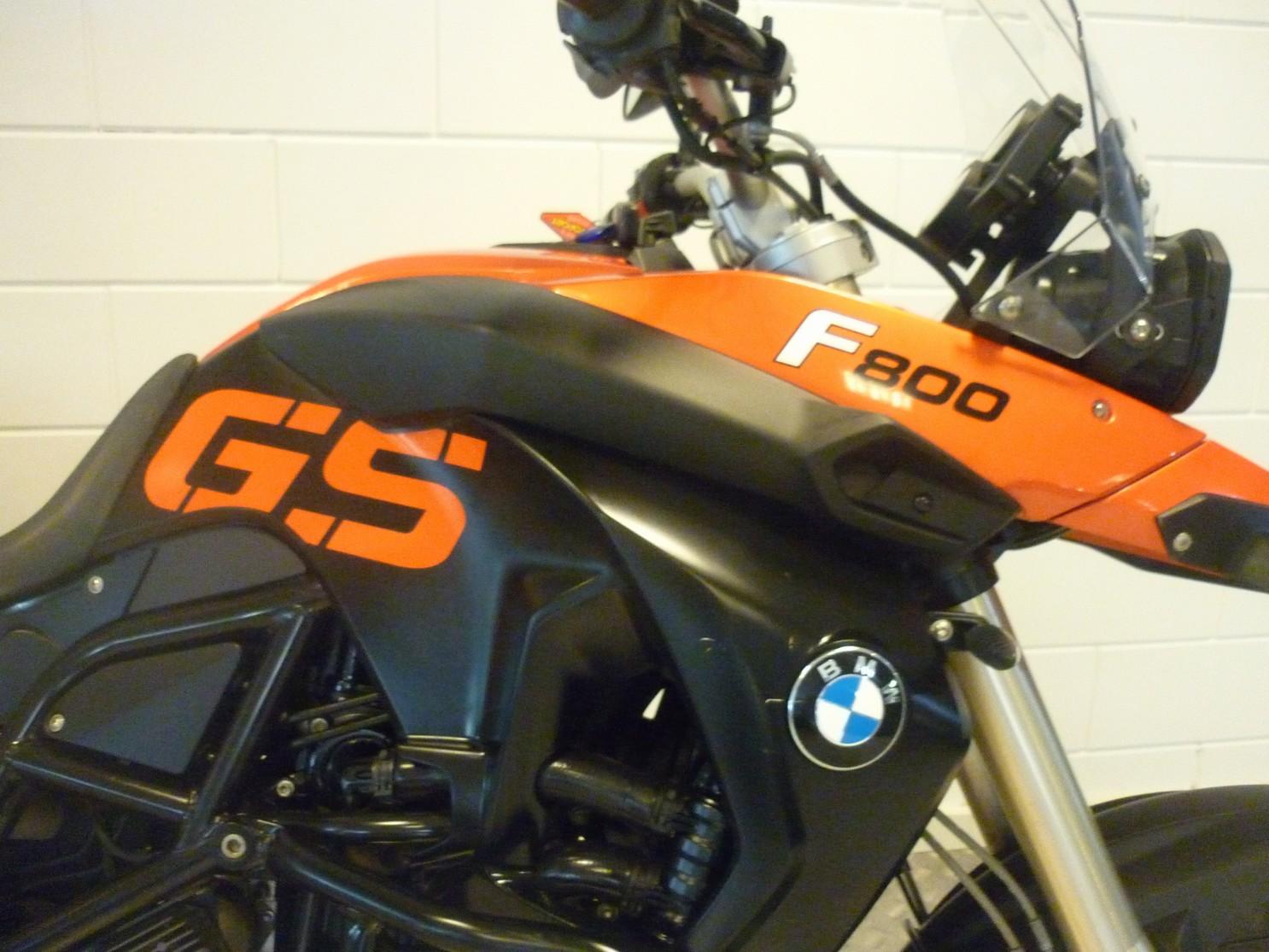 BMW - F 800 GS