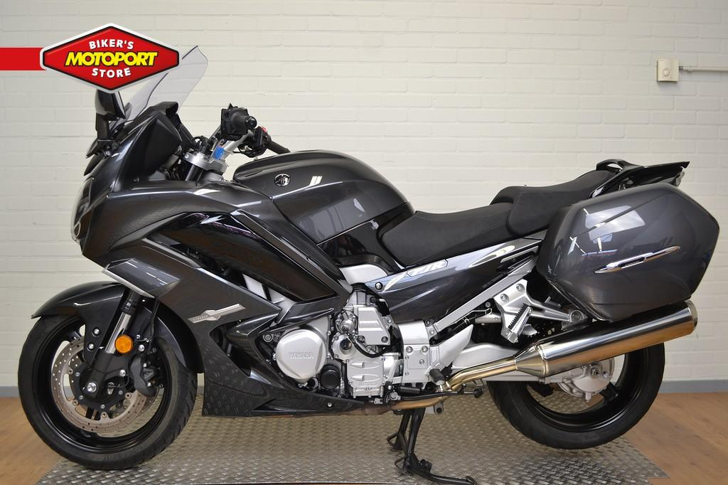 YAMAHA - FJR 1300 AS ABS