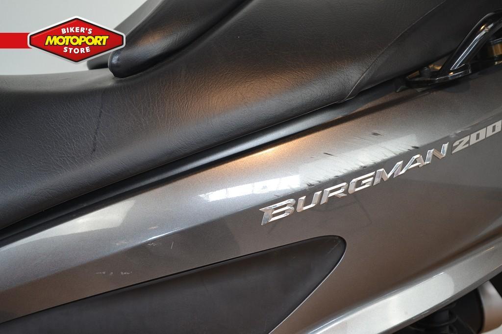 SUZUKI - Burgman AN 200