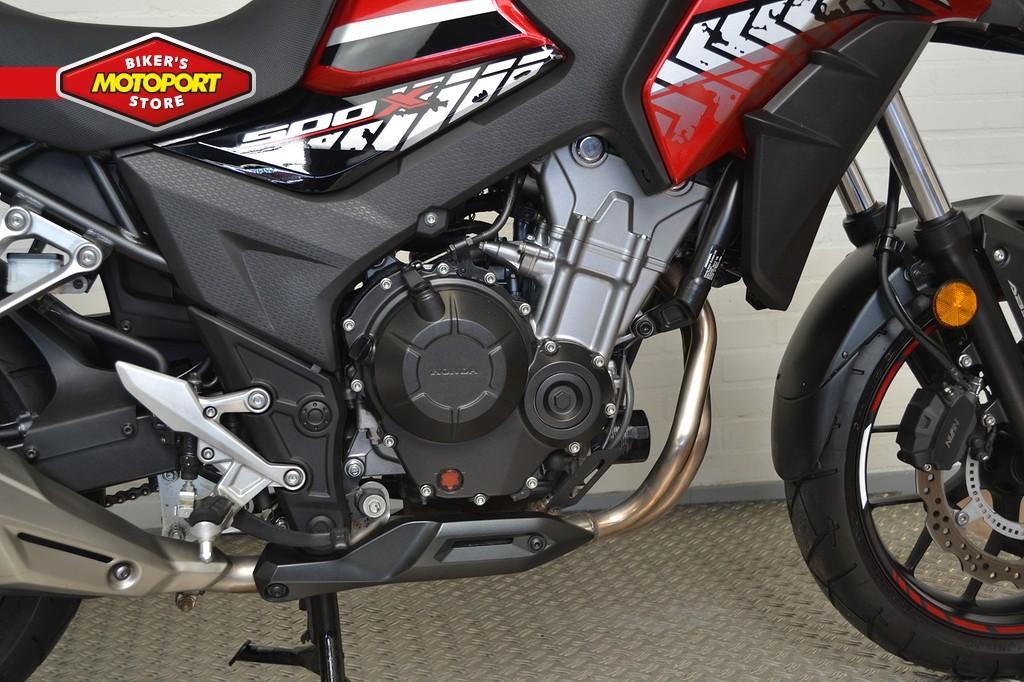 HONDA - CB 500 XA