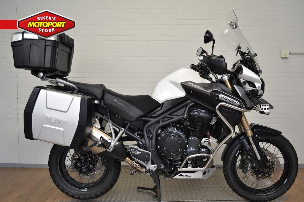 TRIUMPH - Tiger Explorer