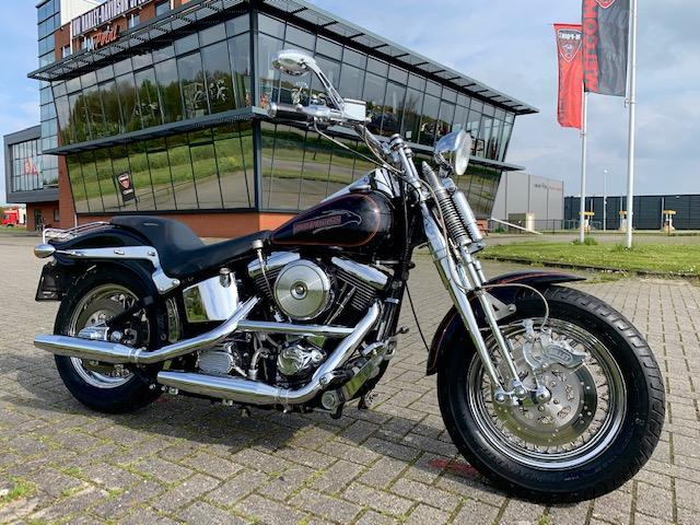 HARLEY-DAVIDSON - FXSTS SOFTAIL SPRINGER