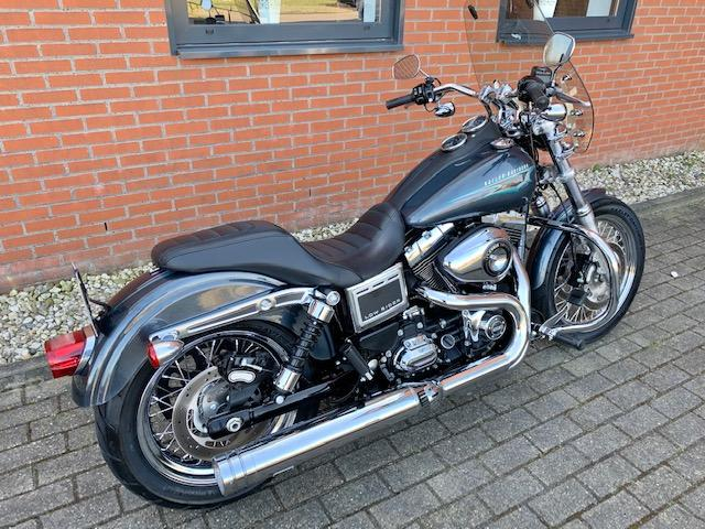 HARLEY-DAVIDSON - FXDL Lowrider Dyna Low Rider
