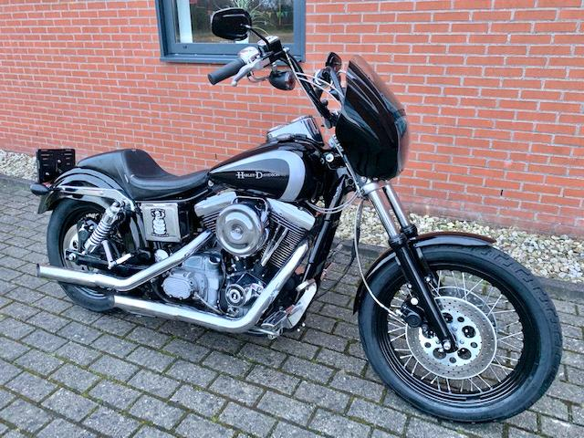 HARLEY-DAVIDSON - FXDL Lowrider Dyna Low Rider