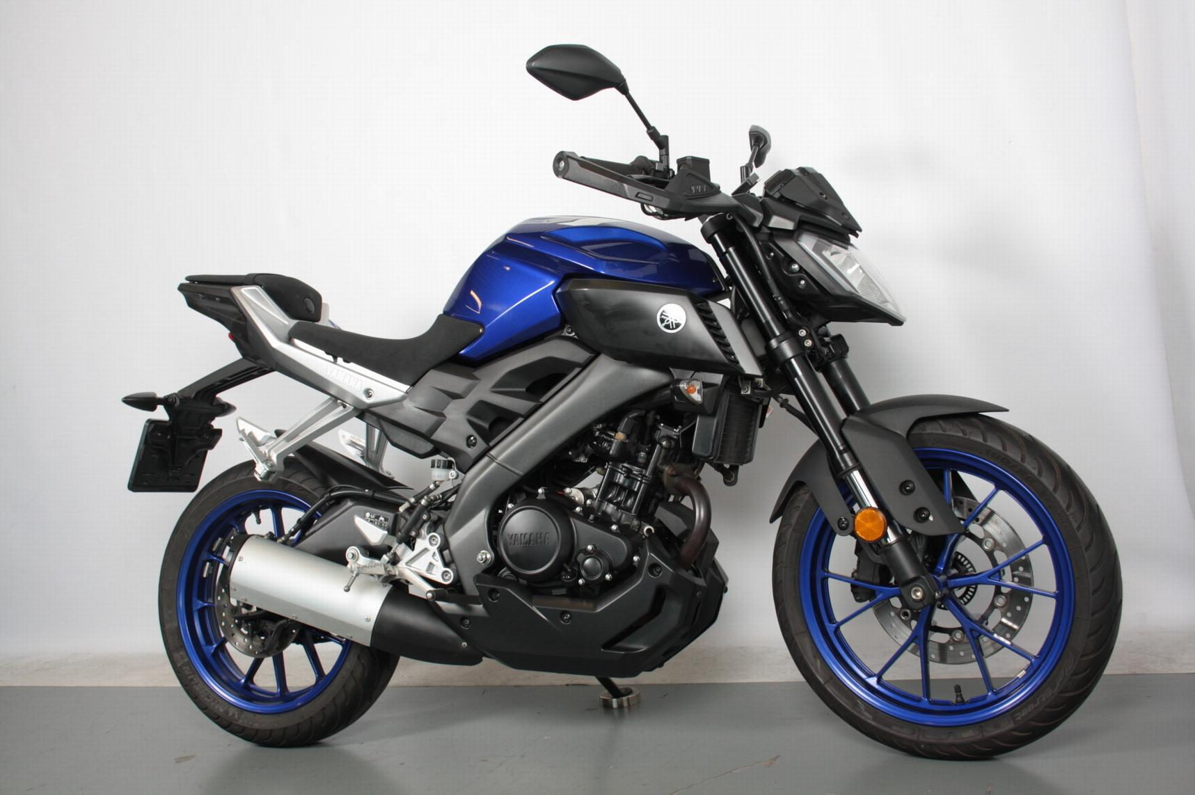 YAMAHA - MT-125 ABS
