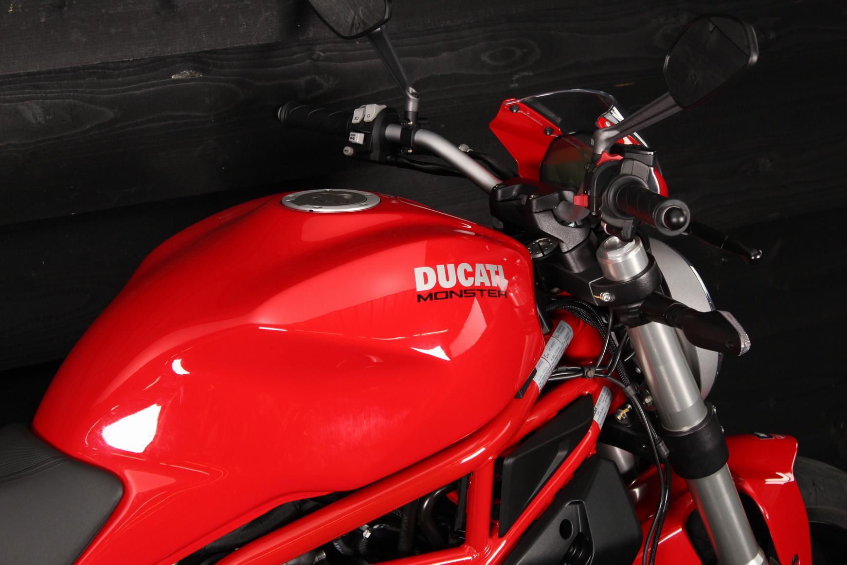 DUCATI - Monster 797 ABS BTW motor 35