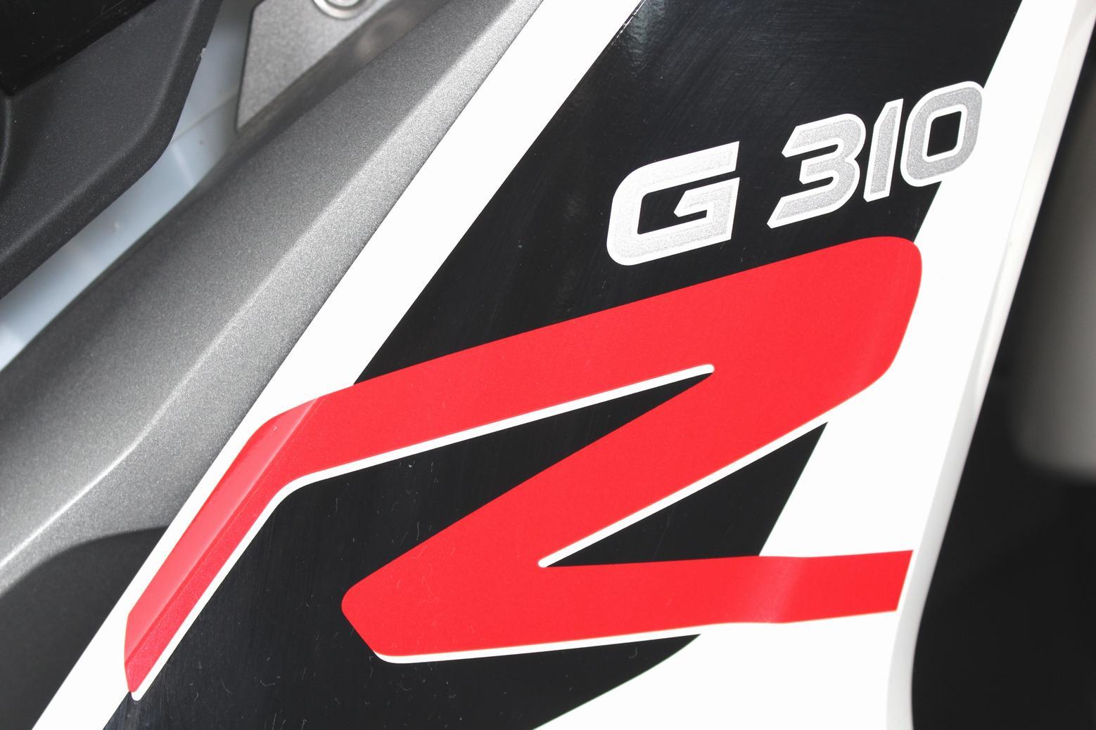 BMW - G 310 R A2 rijbewijs geschikt