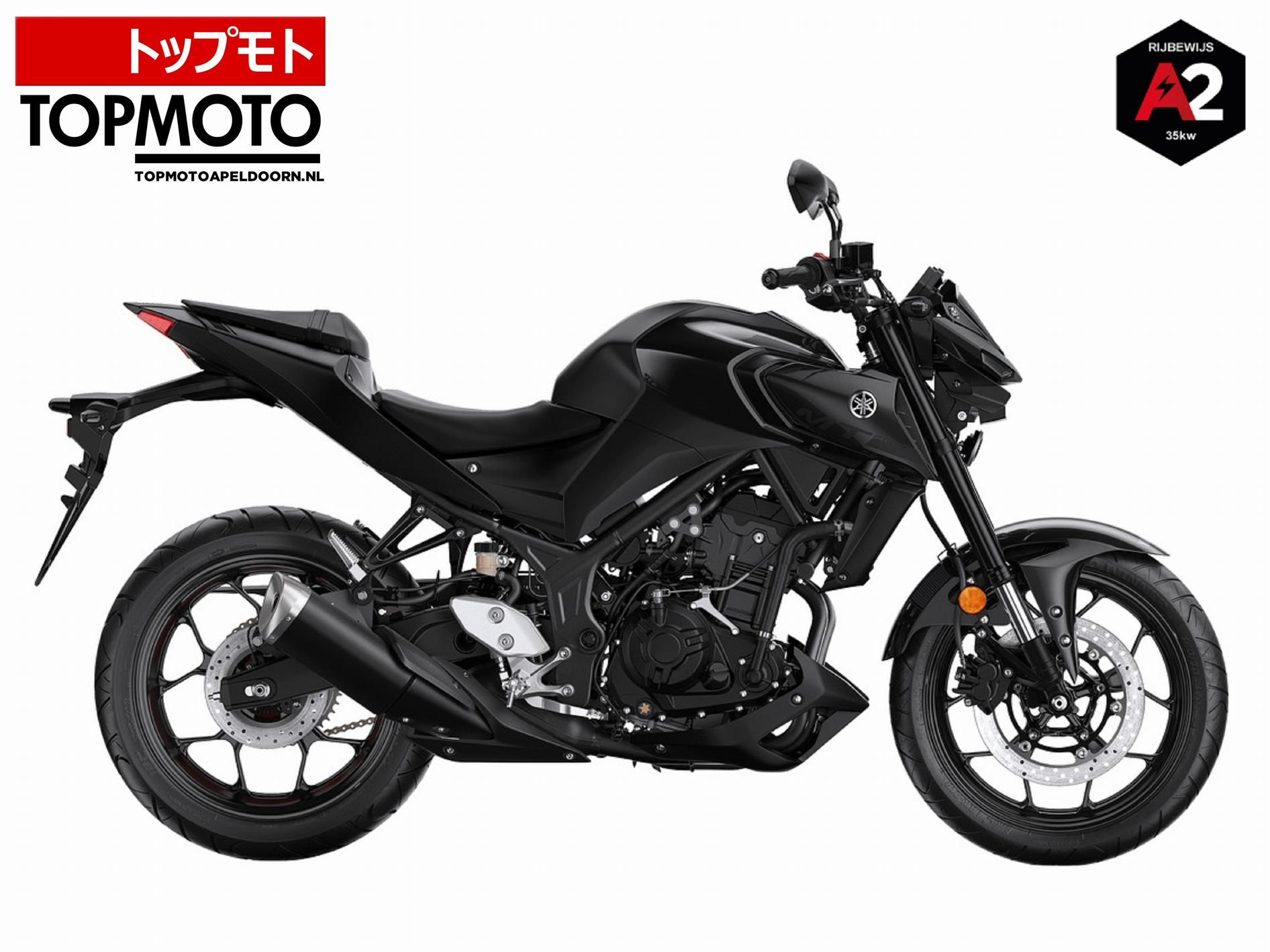YAMAHA - MT 03 ABS