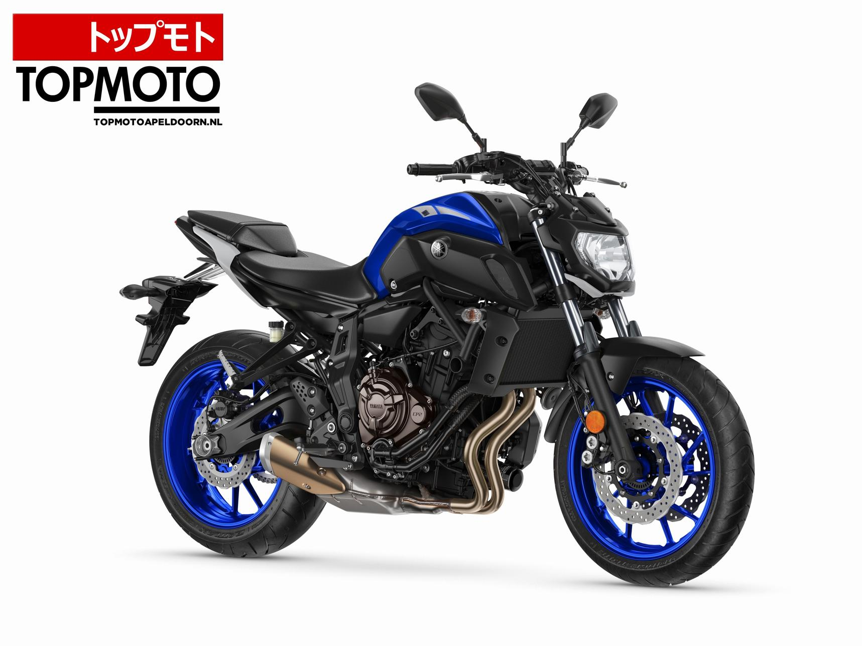 YAMAHA - MT 07 ABS