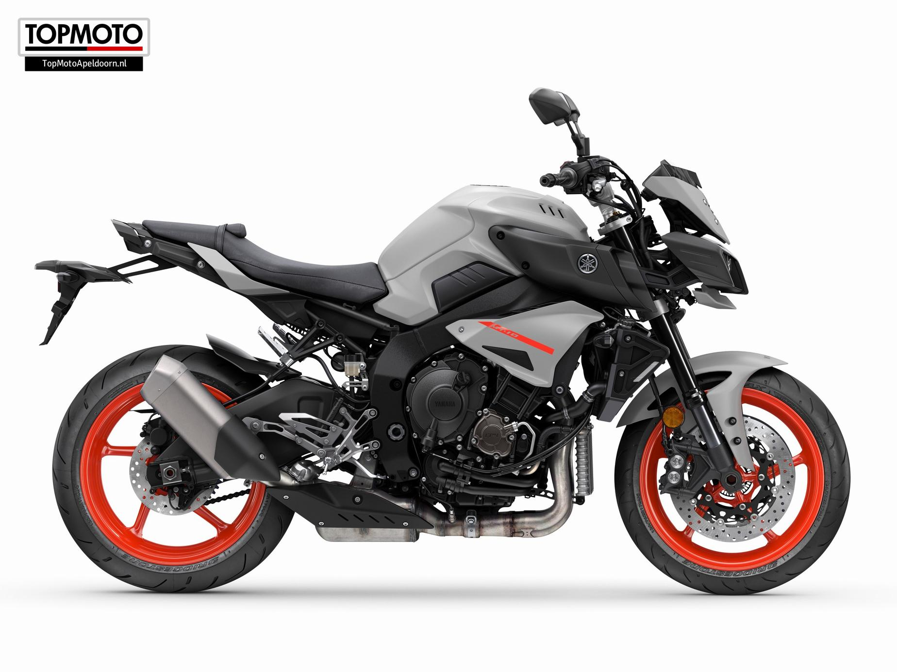 YAMAHA - MT 10 ABS