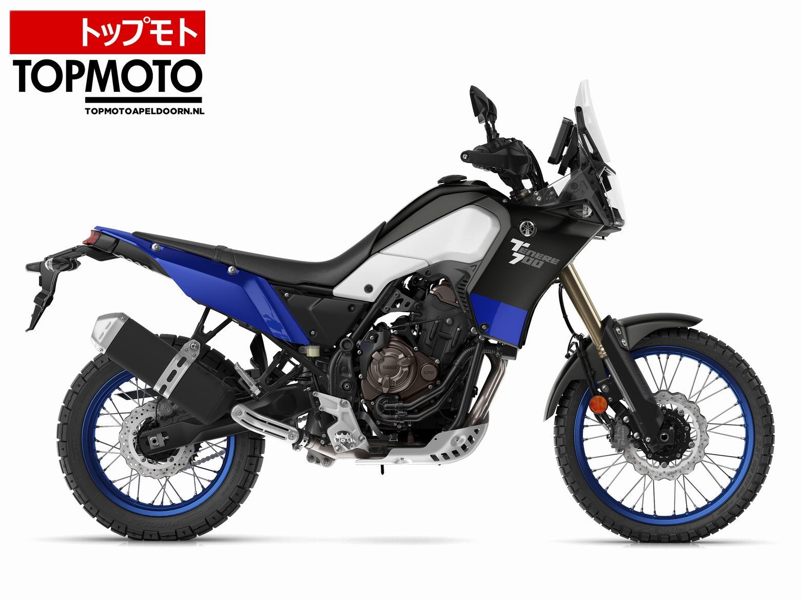 YAMAHA - Tenere 700 ABS