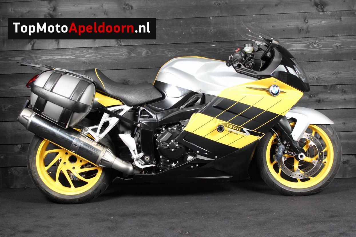 BMW - K 1200 S ABS ESA