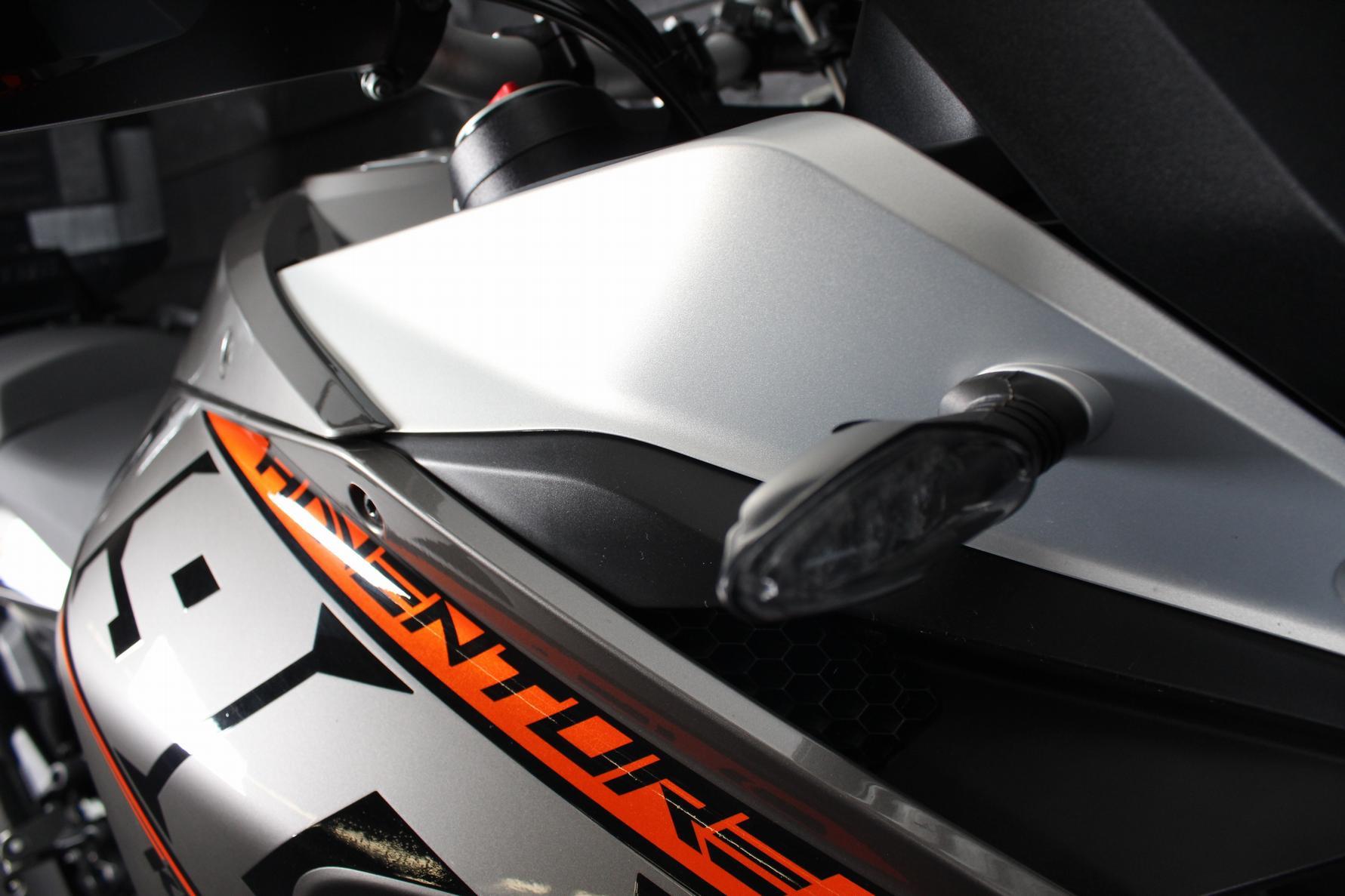 KTM - 1190 Adventure ABS TCS EDS