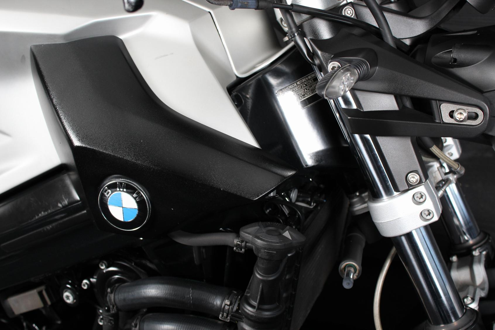 BMW - F 800 R ABS 35 KW leverbaar