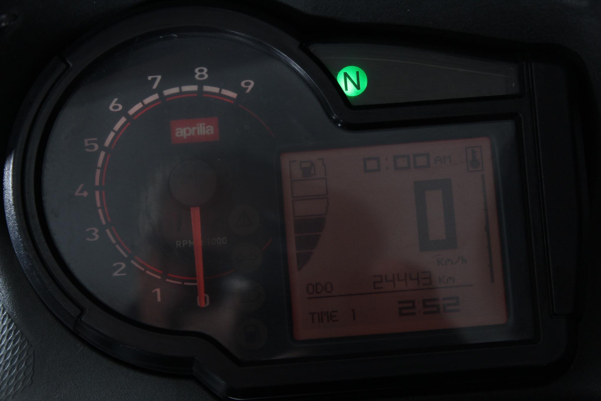 APRILIA - Pegaso 650 35 KW !