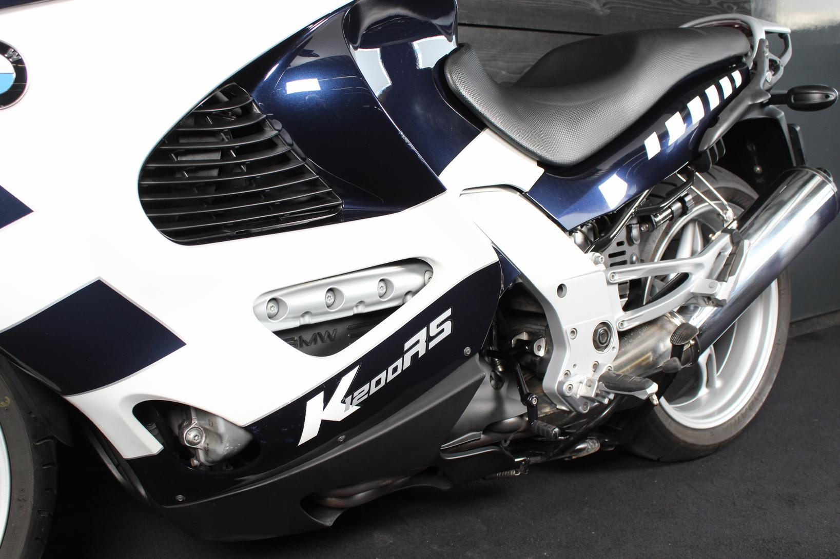 BMW K 1200 RS ABS