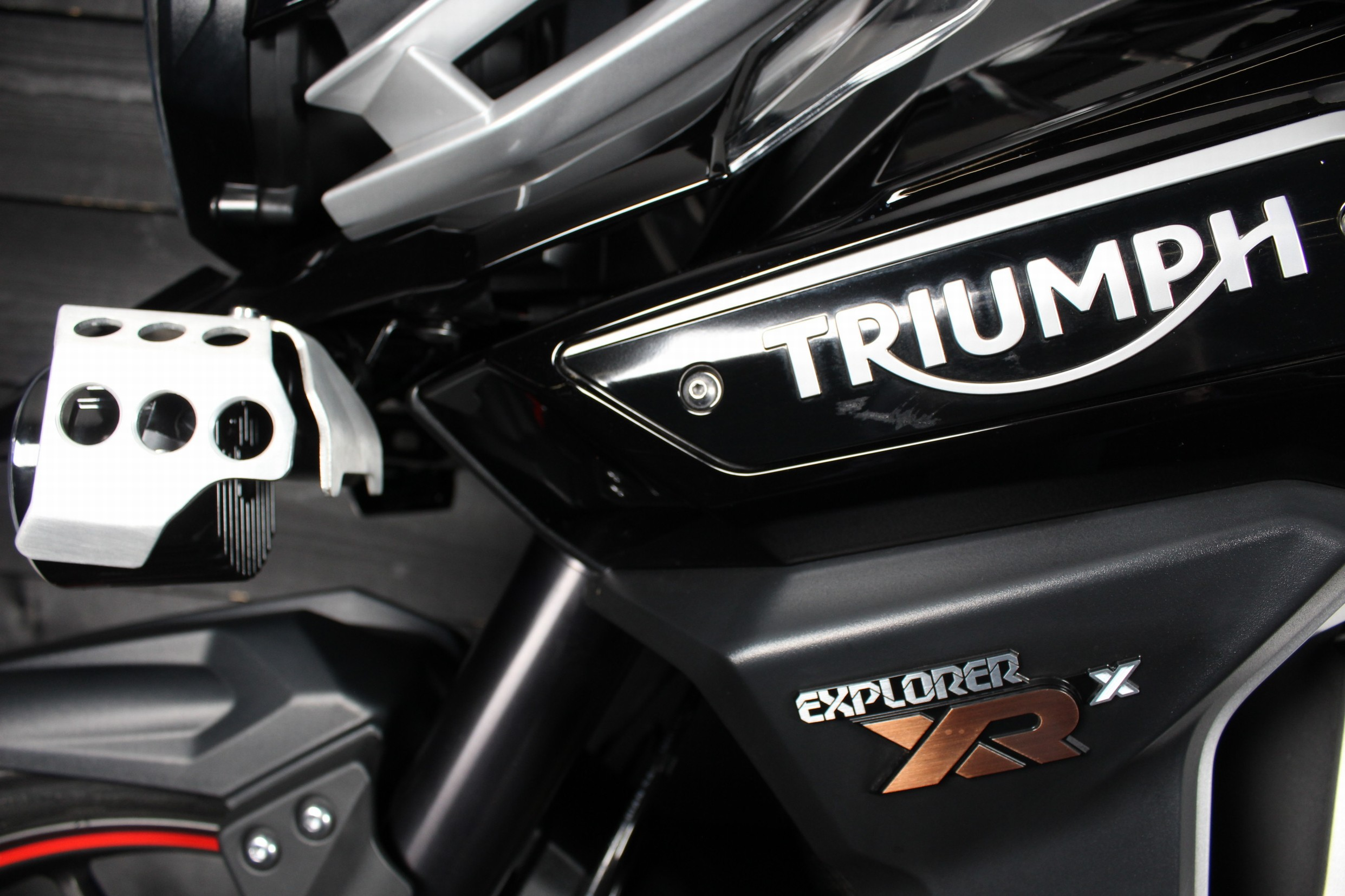 TRIUMPH - Tiger 1200 Explorer XRX